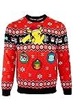 Official Pokemon Weihnachtspullover