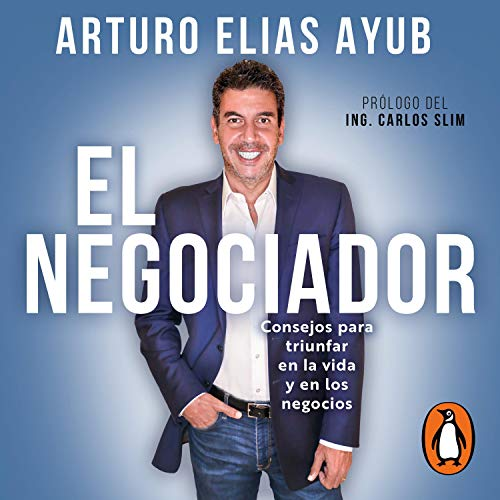 El negociador [The Negotiator] cover art