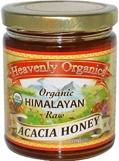 Heavenly Organics Honey Acacia