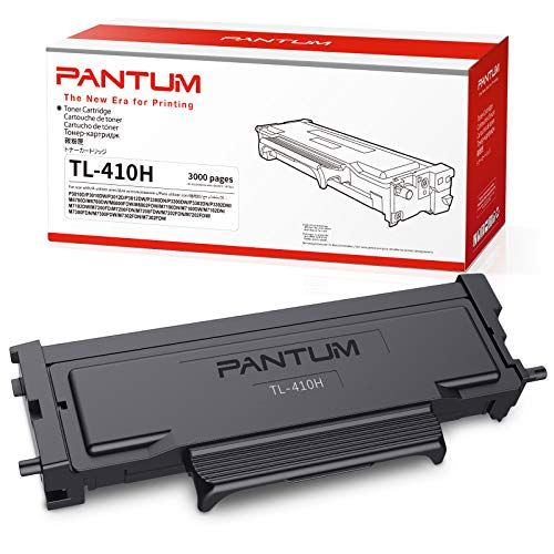 Pantum TL-410H Compatible Black Toner Cartridge, Pages Up to 3000 Pages, Replacement for P3012DW,P3302DW,M6702DW,M7102DW,M6800FDW,M6802FDW,M7200FDW,M7202FDW,M7300FDW Series Printers