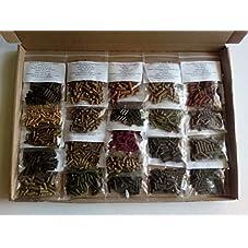 Großes 22x10g Futter Premium Natur Paket für Garnelen Welse & andere Wirbellose