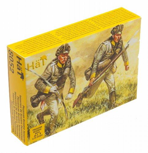 Infanterie de réserve prussienne