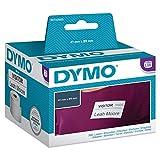 DYMO LW Etichette per Badge Piccole, Autoadesive, per Etichettatrici LabelWriter, Original...