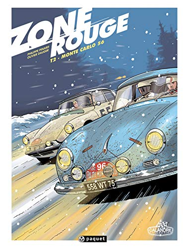 Zone Rouge 2 : Monte Carlo 56 (French Edition)