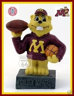 Minnesota Gophers Goldy Mascot Basketball Football New