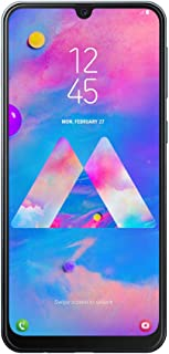 Smartphone Samsung Galaxy M30 - 4GB + 64GB - Color Negro