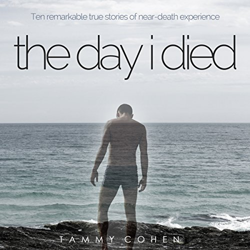 The Day I Died audiobook cover art