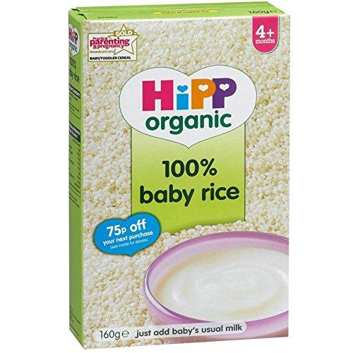 Hipp Organic Baby Rice 160g