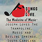 Joseph Loves the Trampoline, Music and Boiling Springs, South Carolina