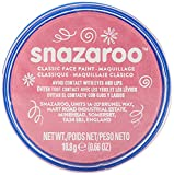 Snazaroo Classic Face and Body Paint, 18ml, Bright Pink