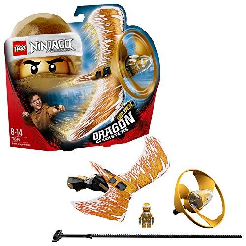 LEGO- Ninjago Maestro Dragone d'oro Costruzioni Piccole Gioco Bambina Giocattolo, Multicolore, Taglia Unica, 5702016110784
