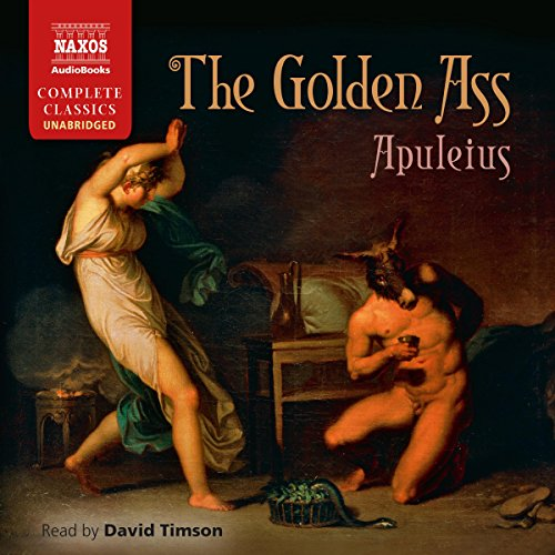 The Golden Ass audiobook cover art