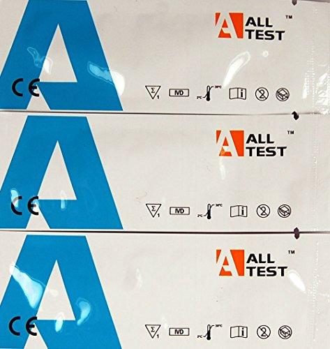 Menopause Test Kit (Alltest Brand) 2 test pack