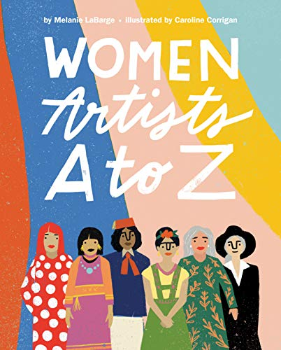 Image of Women Artists A to Z (DIAL BOOKS)