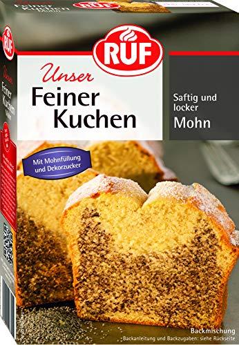 RUF Feiner Kuchen Mohn ( 465 g)