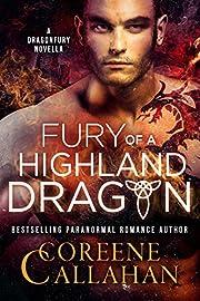 Fury of a Highland Dragon (Dragonfury Scotland Book 1)