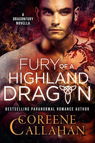 Fury of a Highland Dragon (Dragonfury Scotland Book 1) (English Edition)
