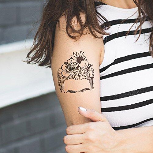 Frida - Temporary Tattoo