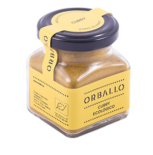 Orballo-Curry ecológico-50g