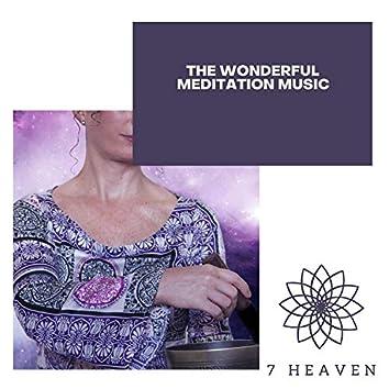 The Wonderful Meditation Music