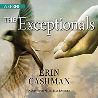 The Exceptionals audiobook cover art