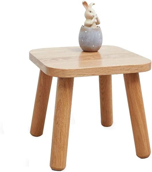 欧式橡木凳子茶几客厅换鞋桌 252523厘米