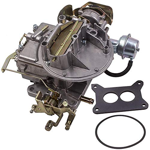 maXpeedingrods 2-Barrel Carburetor for Ford F100 F250 F350 with 289 302 351 Cu Engine for Jeep Wagoneer 360 Cu Engine 1964-1978