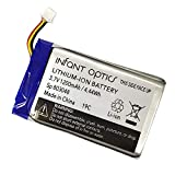 lithium ion battery 3 7v - Infant Optics DXR-8 Rechargeable Battery (Infant Optics Official Accessory) (Will NOT Void Warranty)