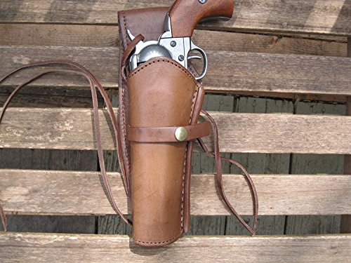 """Western Express – Left – for 8"""" Brown Smooth Leather..."""