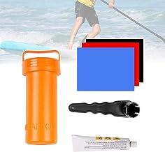Herramienta de reparaci/ón de Tablas de Paddle Resistente Inflable Kit de reparaci/ón de Tablas de Paddle Kit de reparaci/ón de Tablas de Paddle Surf y Tablas de Paddle PVC Resistente