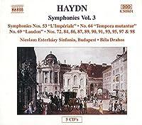 Symphonies Vol. 3