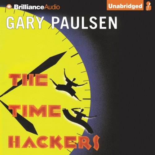 The Time Hackers cover art