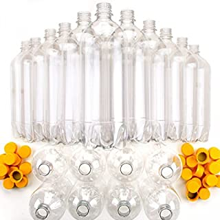 Steve Spangler's Science WBOT-320 1 Liter Soda Bottles - 6 Pack - For Science Experiment Use