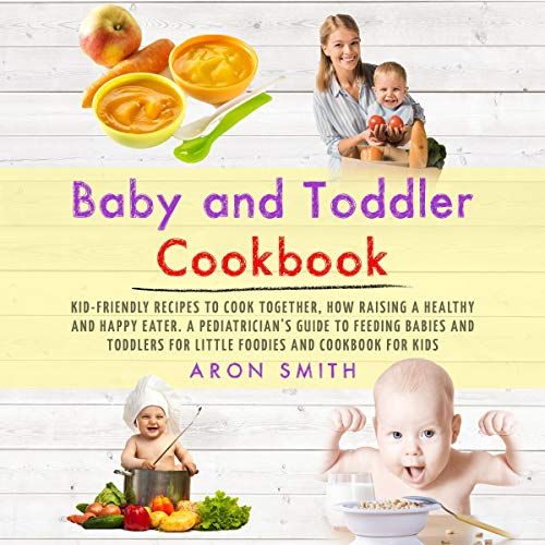 Baby and Toddler Cookbook cover art