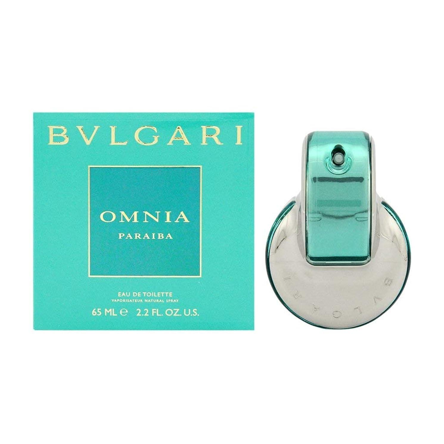 混乱した驚きつばBVLGARI ブルガリ オムニアパライバ 65ml EDT レディース 香水 [並行輸入品]