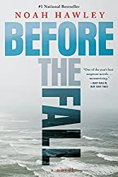 Top Books 2016 - Before the Fall