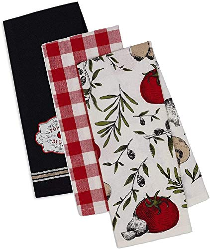 Top 10 Best Selling List for italian kitchen towels