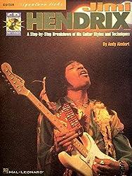 Partition : Hendrix Jimi Signature Licks Tab+Cd