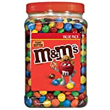M&M'S Peanut Butter Chocolate Candy (55 Ounce)