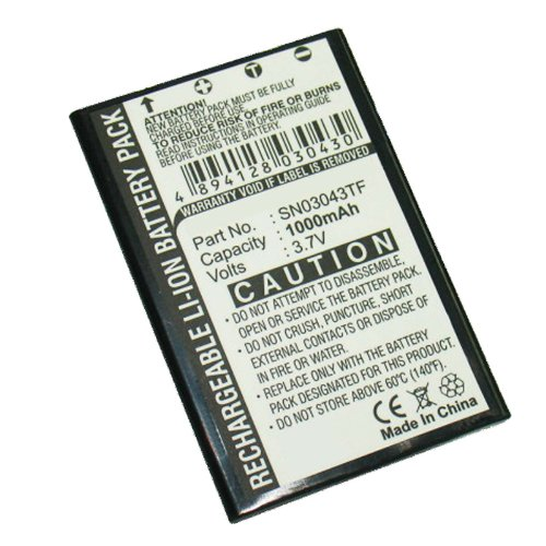 VINTRONS 1000mAh Li-ion Battery One For All Xsight Touch Universal remote control
