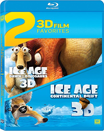 ice age continental drift 3d - 2
