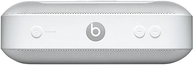 Beats by Dr. Dre Pill Plus White ML4P2LL/A | Portable Bluetooth Wireless Speaker