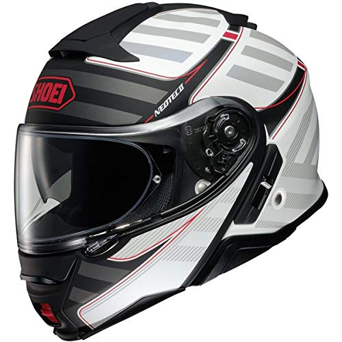 Shoei Neotec II Helmet - Splicer (Large) (White)