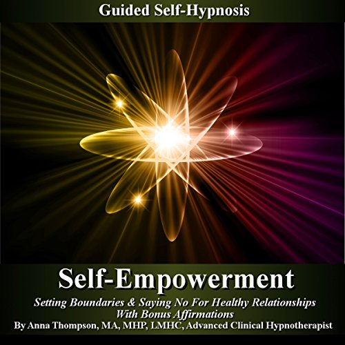 Self-Empowerment Guided Self Hypnosis audiobook cover art