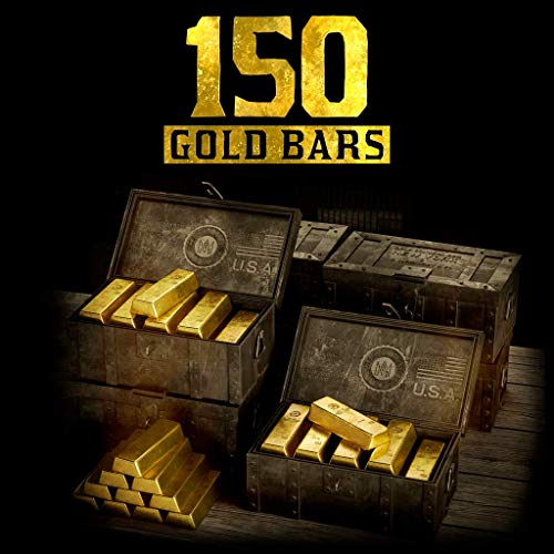 Red Dead Redemption 2 150 Gold Bars - PS4 [Digital Code]