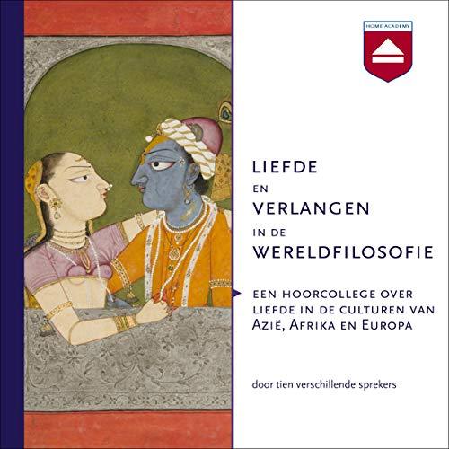 Liefde en verlangen in de wereldfilosofie  By  cover art
