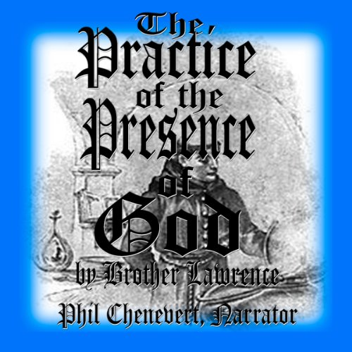 The Practice of the Presence of God audiobook cover art