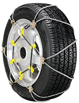 Security Chain Company SZ329 Shur Grip Super Z Passenger Car Tire Traction Chain - Set of 2