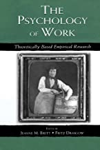 The Psychology of Work: Theoretically Based Empirical Research (Organization and Management Series)