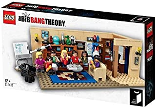 Lego idea # 010 The Big Bang Theory 21302 [parallel import goods]